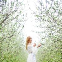 Весенний сад. :: Юлия Романенко
