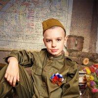 Фотосессия посвящённая Великой Победе 9 мая :: Кристина Беляева