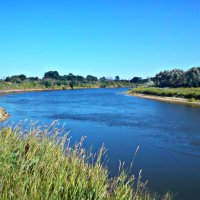 Река Мокша :: Валерия