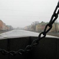 Вид на р. Фонтанку со Старо-Калинкина моста :: Евгения Горбунова