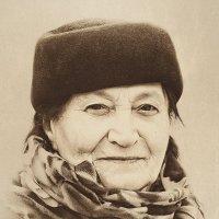 портрет пожилой женщины :: Жанна ..
