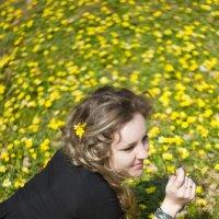 Пришла весна :: Дина Горбачева