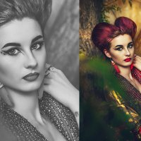 Продолжение фотопроекта 3 :: Анастасия Улайси