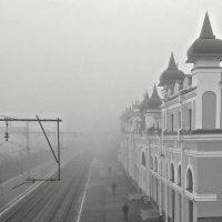 Туман :: Ольга Боронина (Белова)
