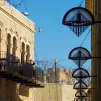Иерусалим. Улица Мамилла. Торговый центр Мамилла. :: Игорь Герман