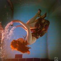 с подводной фотовечеринки :: Михаил Решетников