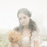 Утренней дымкой окутана.... :: Екатерина Федотова
