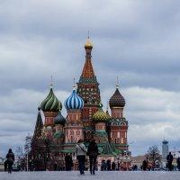 Кремль. Москва. :: Dinara Nebaraeva
