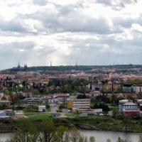 Вид на Прагу :: Ольга Горбачева