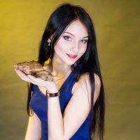 Юлия :: Дарья Терёшкина