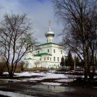 Храм Святого апостола Андрея Первозванного (1660-1687) :: irina