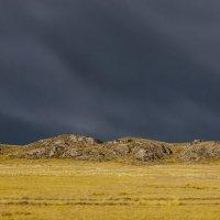 Хмурость неба над землёй :: Вадим Куликов