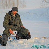 на рыбалке :: Владимир Артюхов