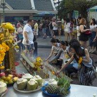 Вторая неделя. Фото 7. Таиланд. Бангкок :: Владимир Шибинский