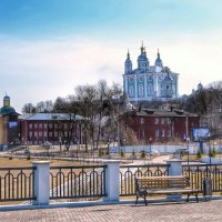 Весенний Смоленск :: Милешкин Владимир Алексеевич