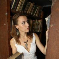 Библиотекарь-38. :: Руслан Грицунь