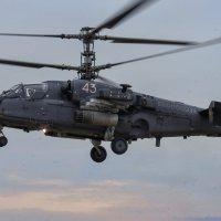 Ка-52, Аллигатор выходит на охоту :: Павел Myth Буканов
