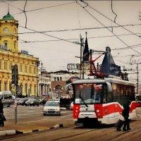 Московский трамвай... :: Кай-8 (Ярослав) Забелин