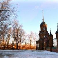 Волоколамск и Иосифо-Волоцкий монастырь :: Vorona.L
