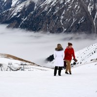 Путешествие в зиму по собственному желанию. :: Anna Gornostayeva
