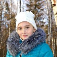 Девочка :: Евгений Боев
