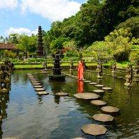 Бали. Храм воды :: Юрий Белоусов