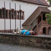 Прогулки по Фрайбургу... :: Алёна Савина