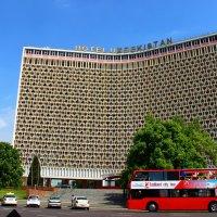 Ташкент, отель Узбекистан :: Светлана
