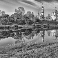 Тихая вода :: Анатолий Тимофеев