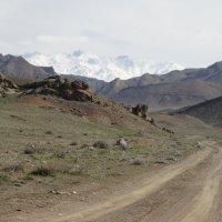 Дорога в горы :: azer Zade