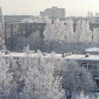 Зима в городе :: Aivaras Troščenka