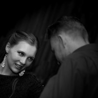 Танец вдвоём. :: Olga Kramoreva