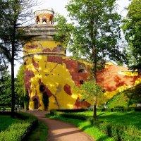Башня-руина / 1 / :: Сергей