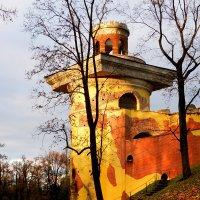 Башня-руина /  2 / :: Сергей