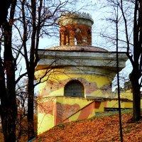 Башня-руина / 3 / :: Сергей