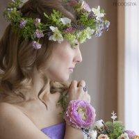 девушка в венке :: Вера Федотова