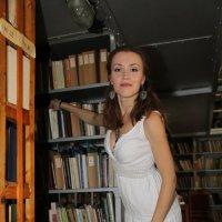 Библиотекарь-43. :: Руслан Грицунь