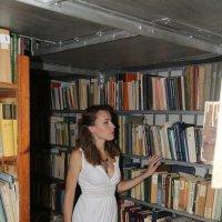 Библиотекарь-42. :: Руслан Грицунь