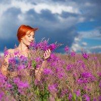 Запах лета :: Алексей Мартынов