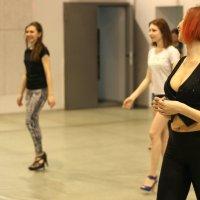 Репетиция :: Дмитрий Арсеньев