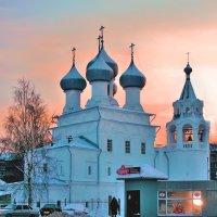 Насущное и духовное :: Виктор Заморков
