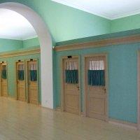 Дортуары по правой стороне коридора. :: Александр Петров