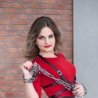 Женщина :: Елена Ленком