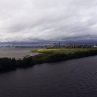 Берега Морского канала-4 :: Александр Рябчиков