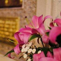 Монастырь. Повседневная жизнь. Великий Пост. Праздник Благовещения Пресвятые Богородицы. :: Геннадий Александрович