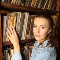 Библиотекарь-50. :: Руслан Грицунь
