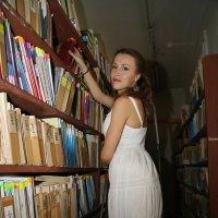 Библиотекарь-48. :: Руслан Грицунь