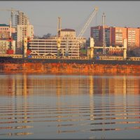 Утро в порту :: Сергей Лякишев