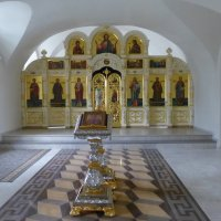 Храм Сошествия Святого Духа :: Наиля
