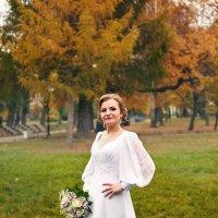 Осенняя свадьба :: Таня Тэффи